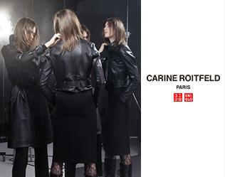 CARINE ROITFELD(カリーヌ・ロワトフェルド)