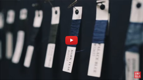 UNIQLO DENIM INNOVATION
