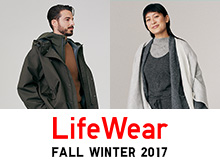 LifeWear FALL WINTER 2017