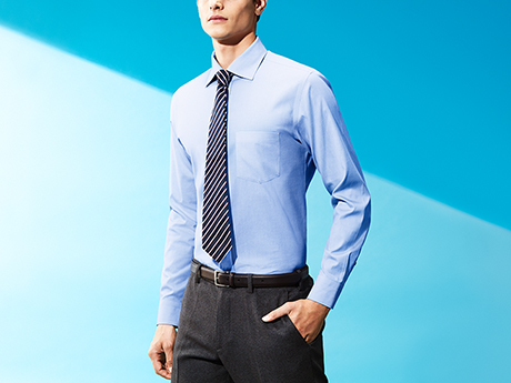 Uniqlo for Best no iron shirts
