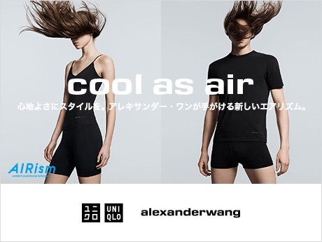 UNIQLO and alexanderwang