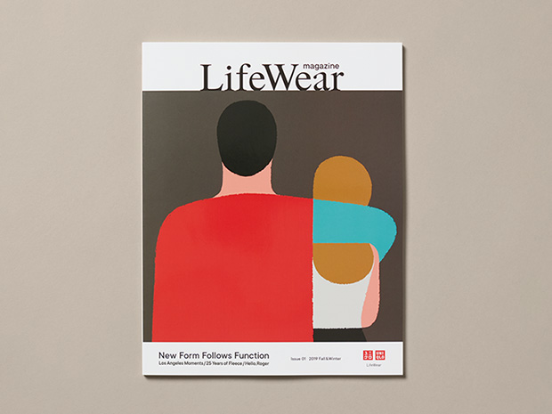 LifeWear magazine 創刊