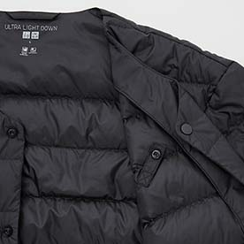 Durable water-repellent outer and anti-static lining