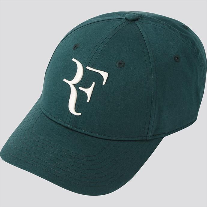Roger Federer Tennis Hat RF New Aerobill Adjustable Fit Unisex Baseball Cap Kpop