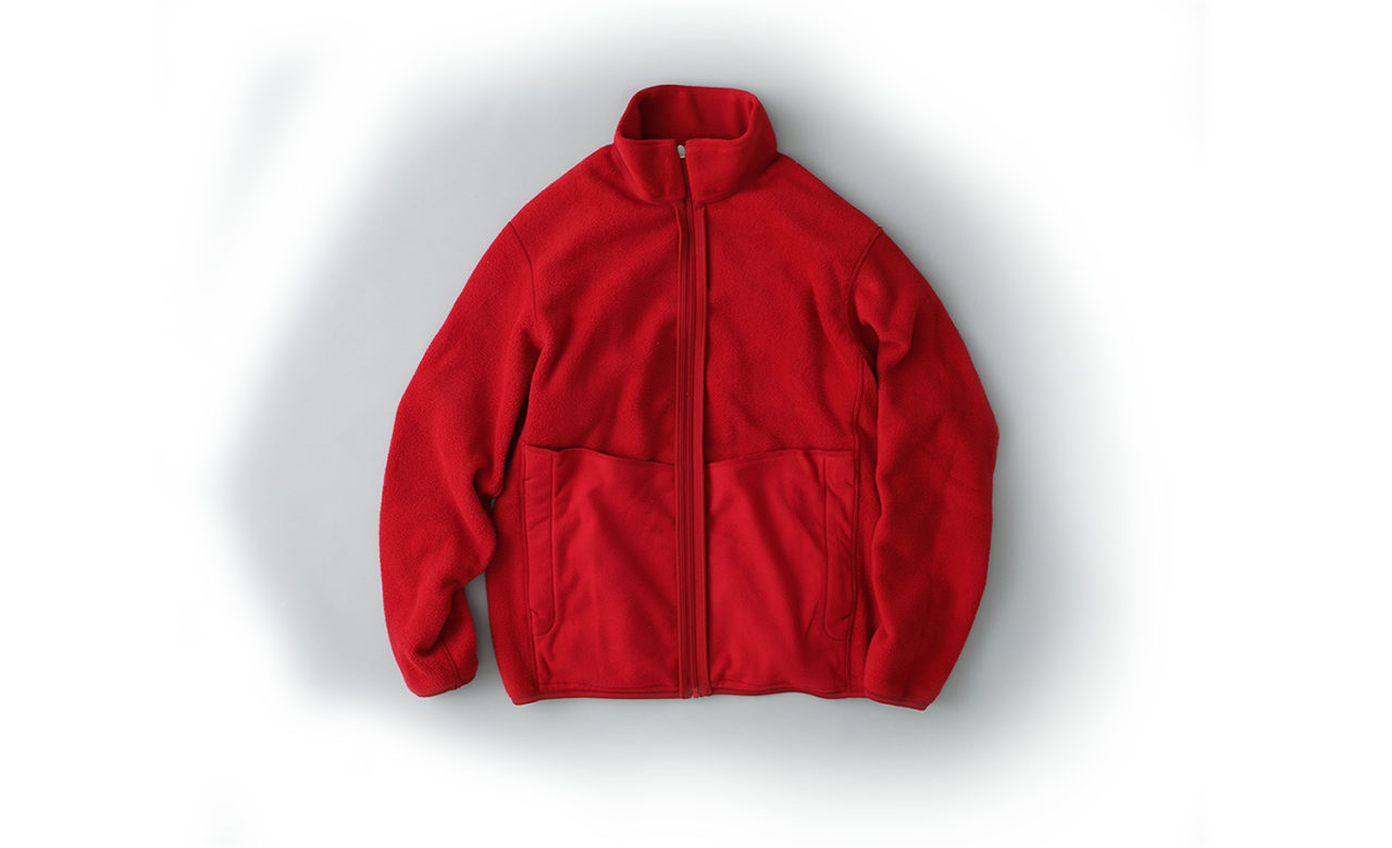 FLEECE WITH UNCOMPROMISED QUALITY