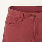 Detail of EZY Skinny Fit Color Jeans