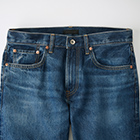 Detail of Regular Fit Jeans